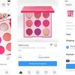Prodej přímo na Instagramu